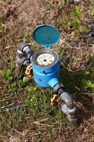 Don't install water sub meters